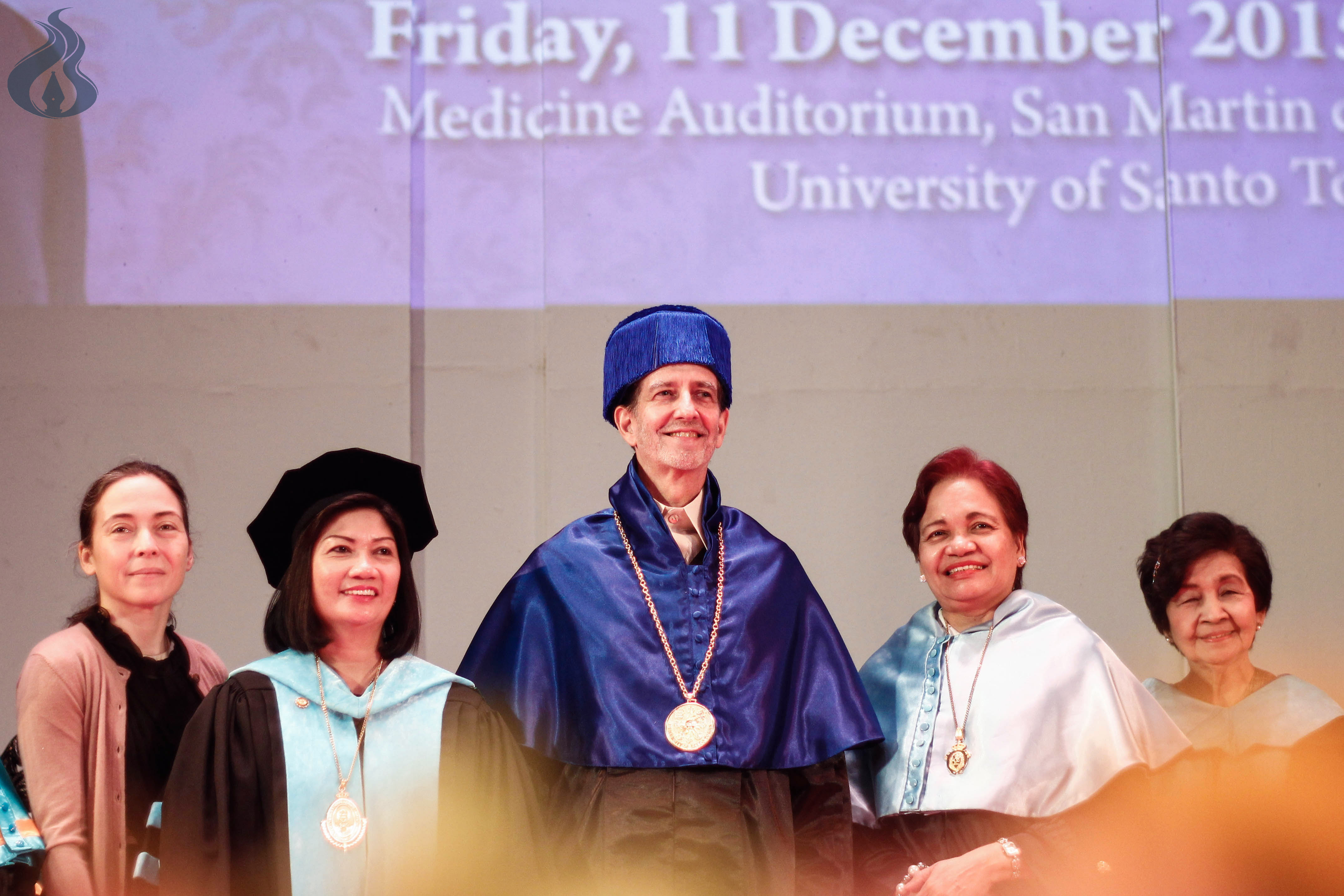 UnionBank CEO receives honorary degree