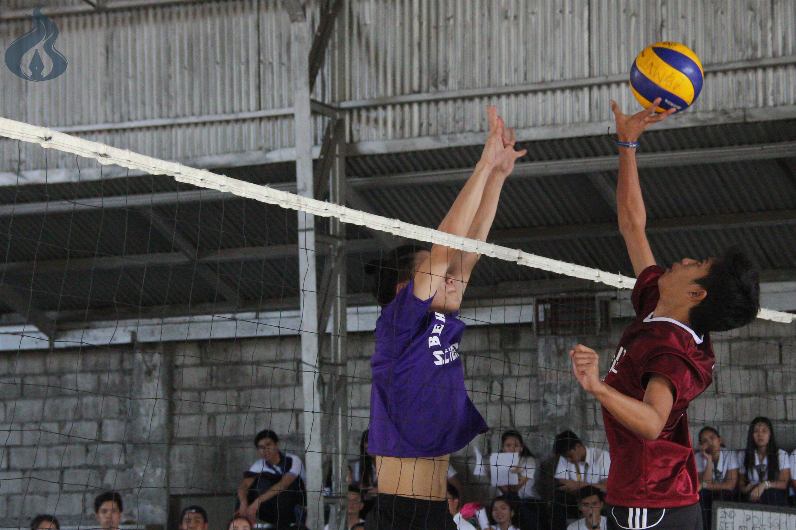 CA, PolSci nail volleyball finals berth