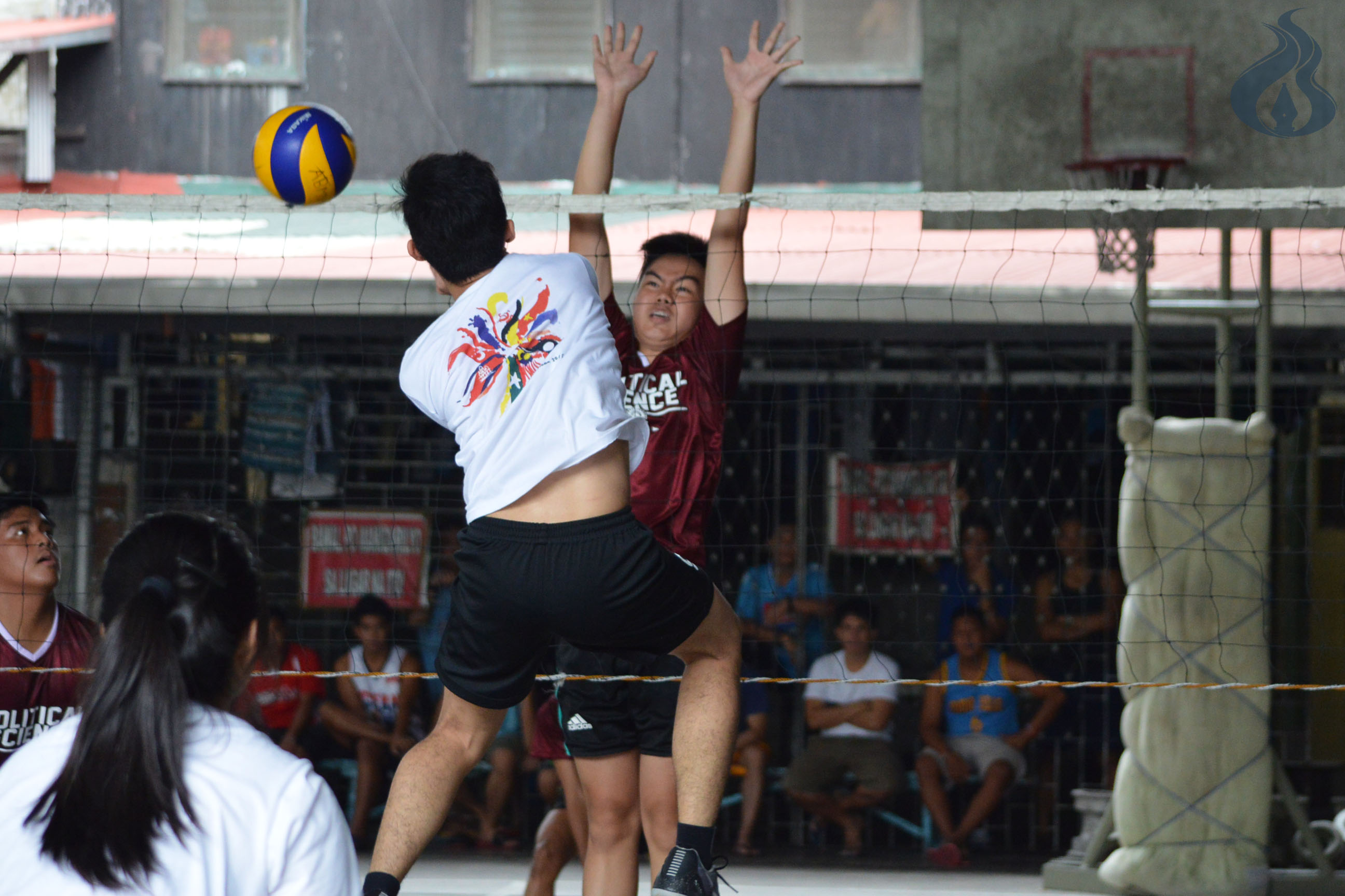 CA, ECO, PolSci, BES book tickets to volleyball semis