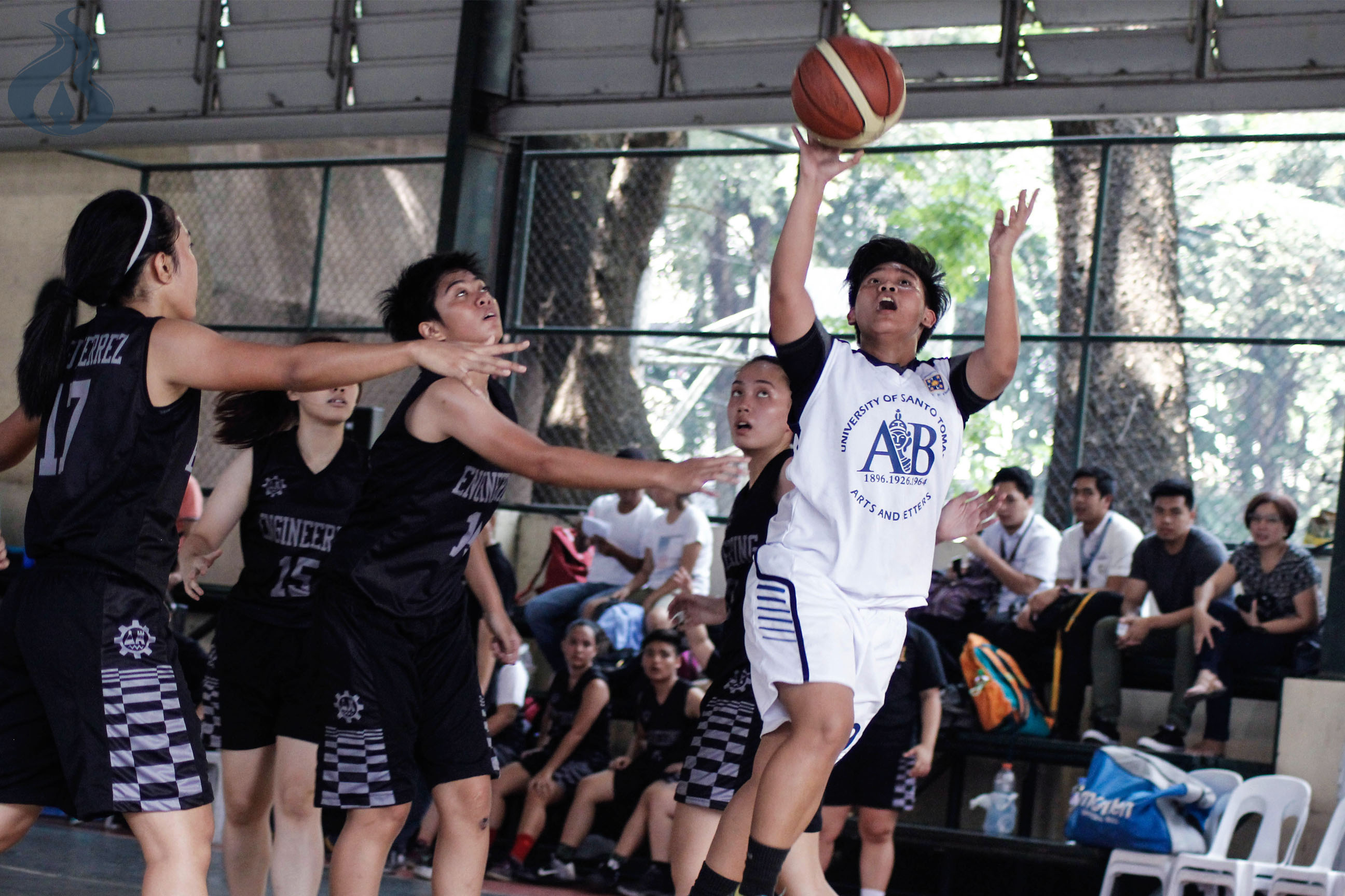 AB Women's unscathed, advances to Goodwill semis