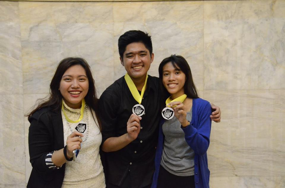 Artlets win in univ-wide debate contest