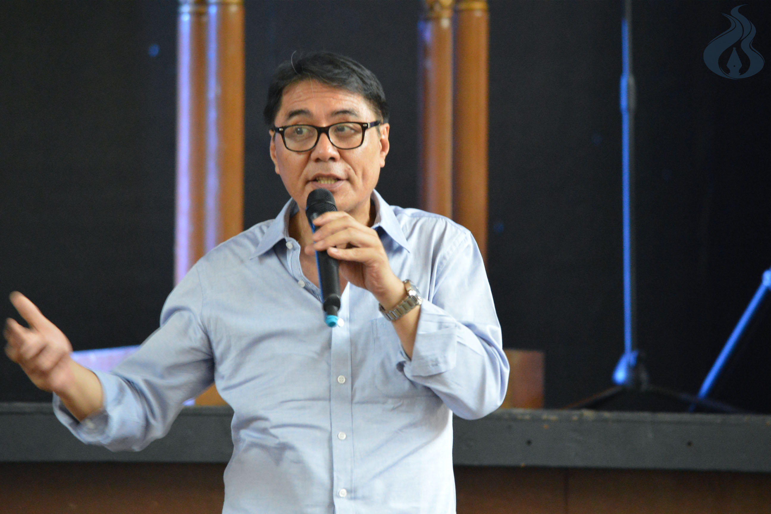 Media studes urged to play role in nat'l polls