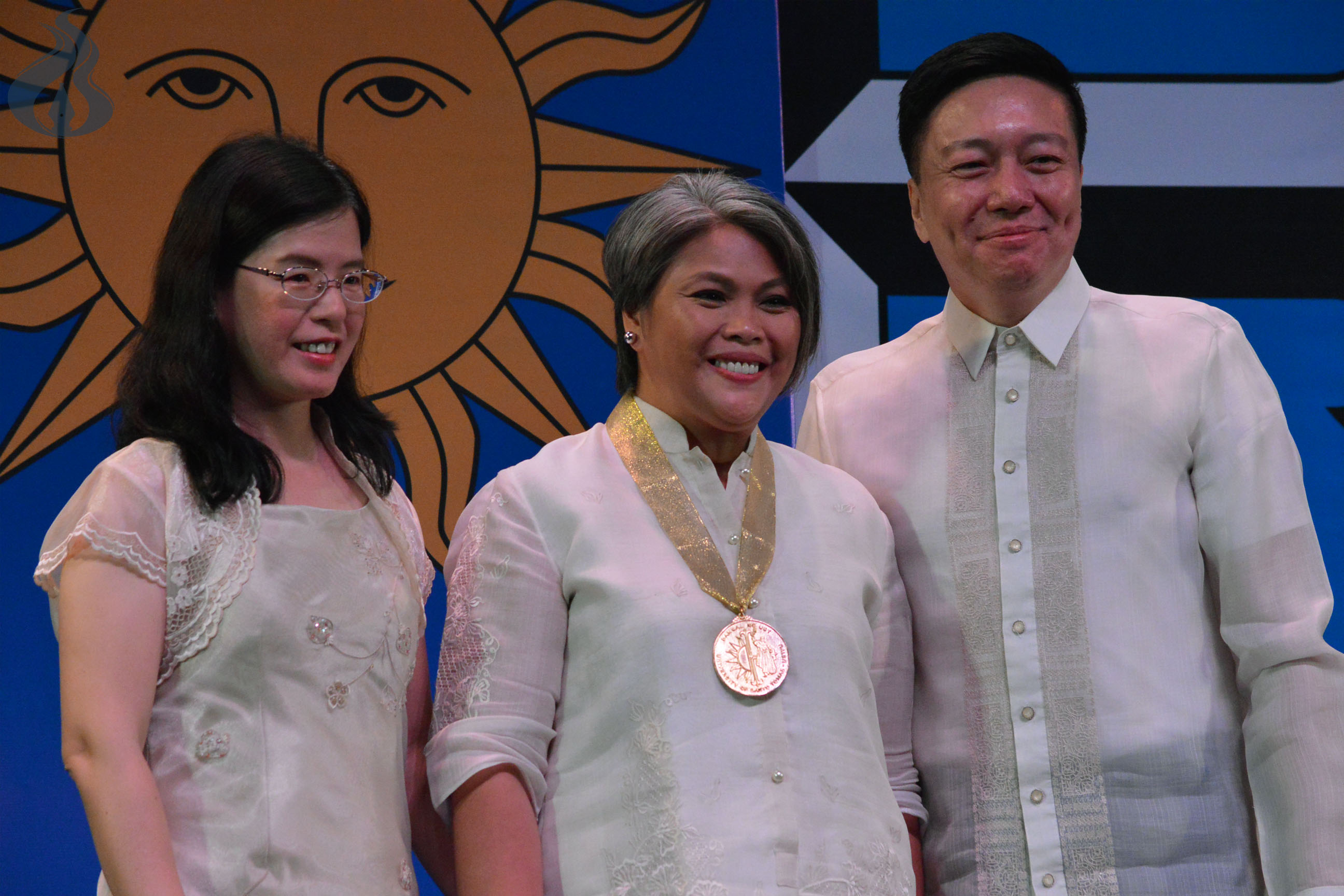 AB profs honored in 17th Dangal ng UST