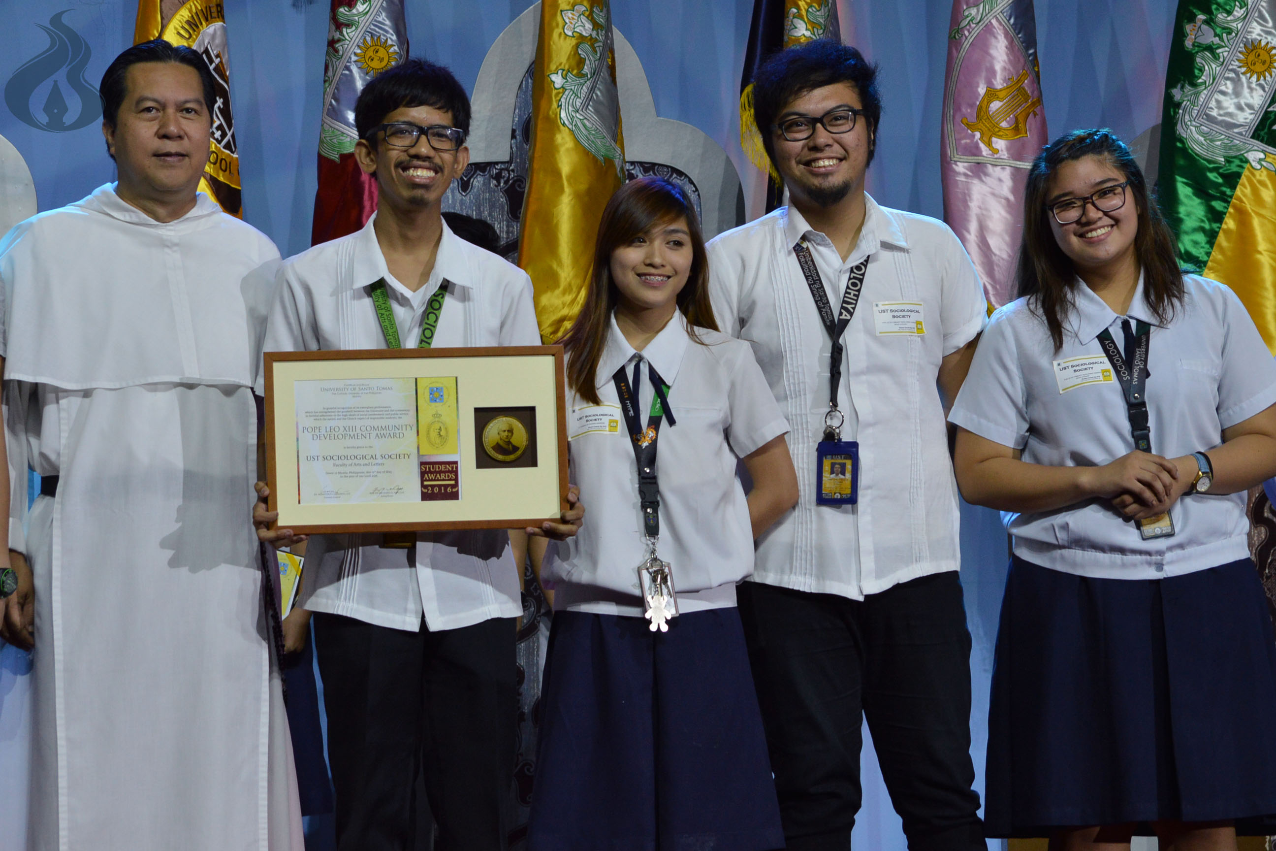 Artlet student leaders, achievers excel in Student Awards