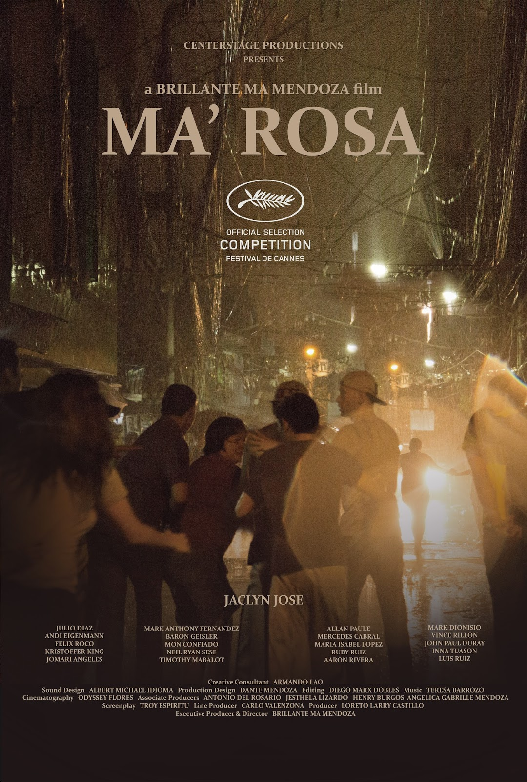 Ma'Rosa: A Pure Witness to the Filipino Condition