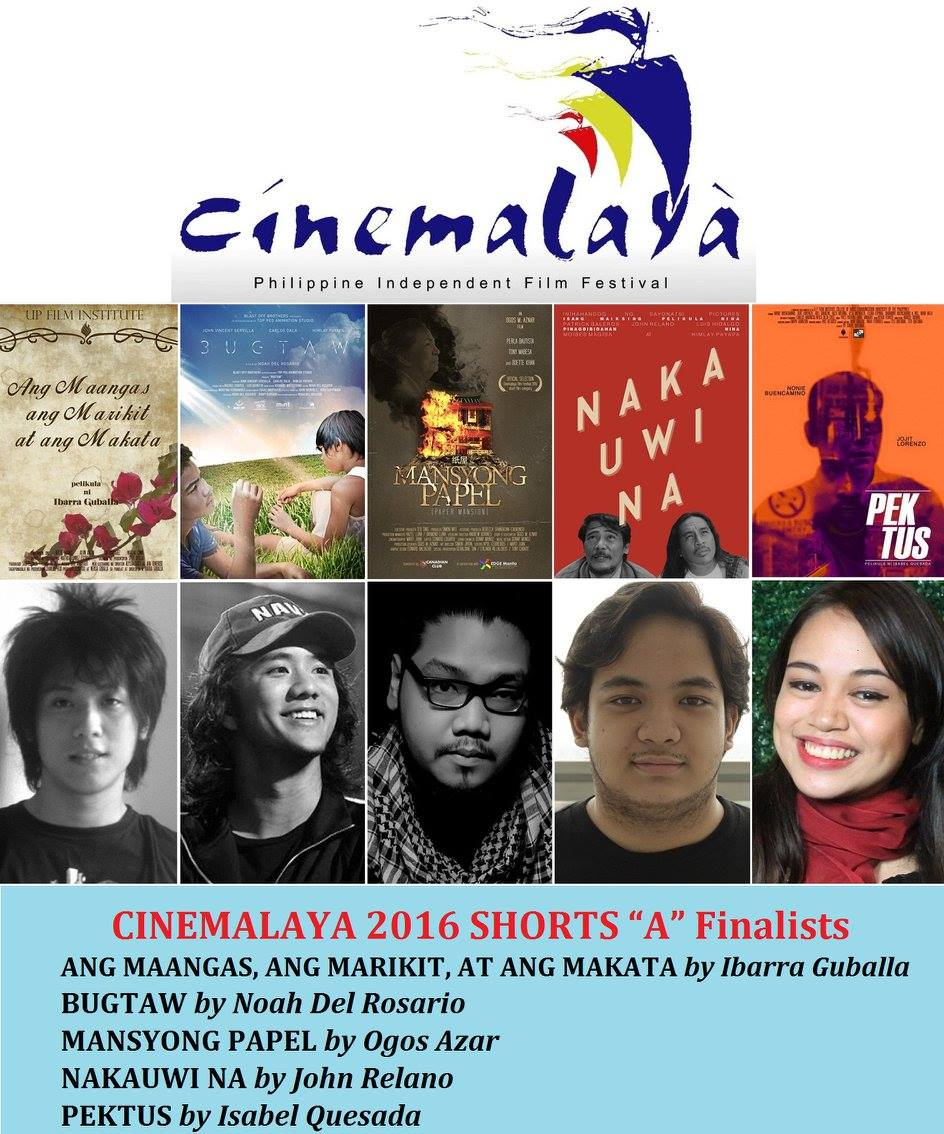 Cinemalaya Shorts A: Through the Glistening Scythe