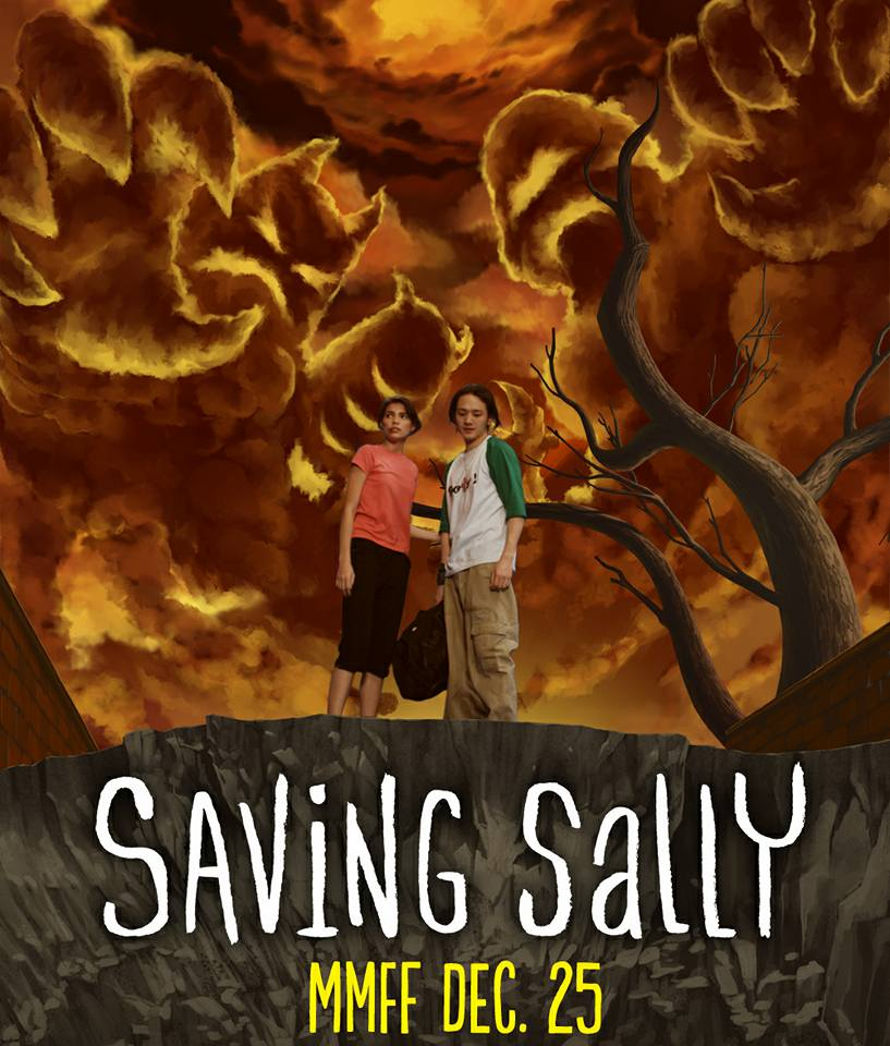 Poster grabbed from Saving Sally Facebook page