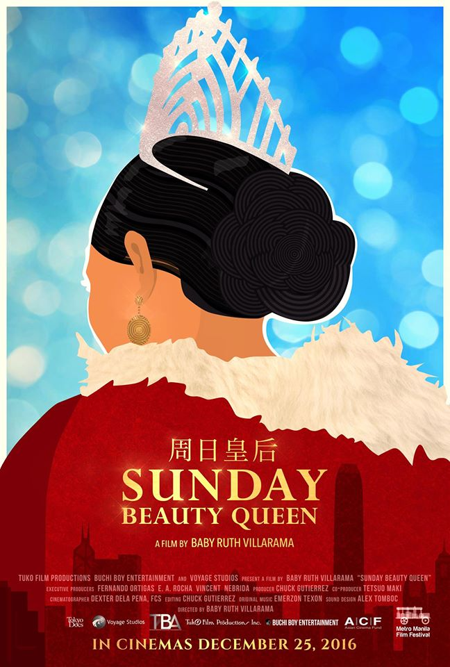 Poster grabbed from Sunday Beauty Queen Facebook page