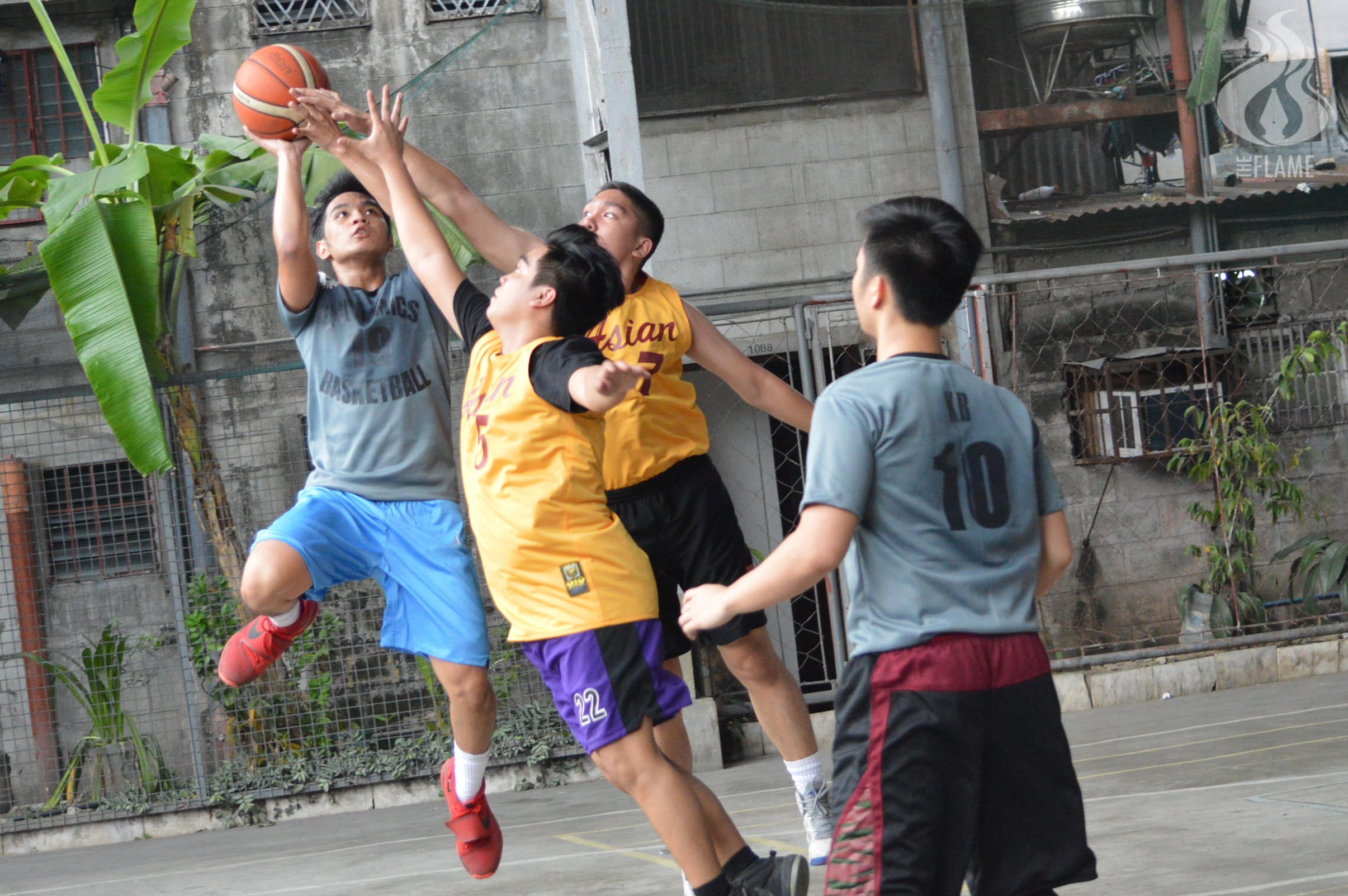 CA rules Athena Cup basketball bracket A; Philo, PolSci, Eco, BES post first wins