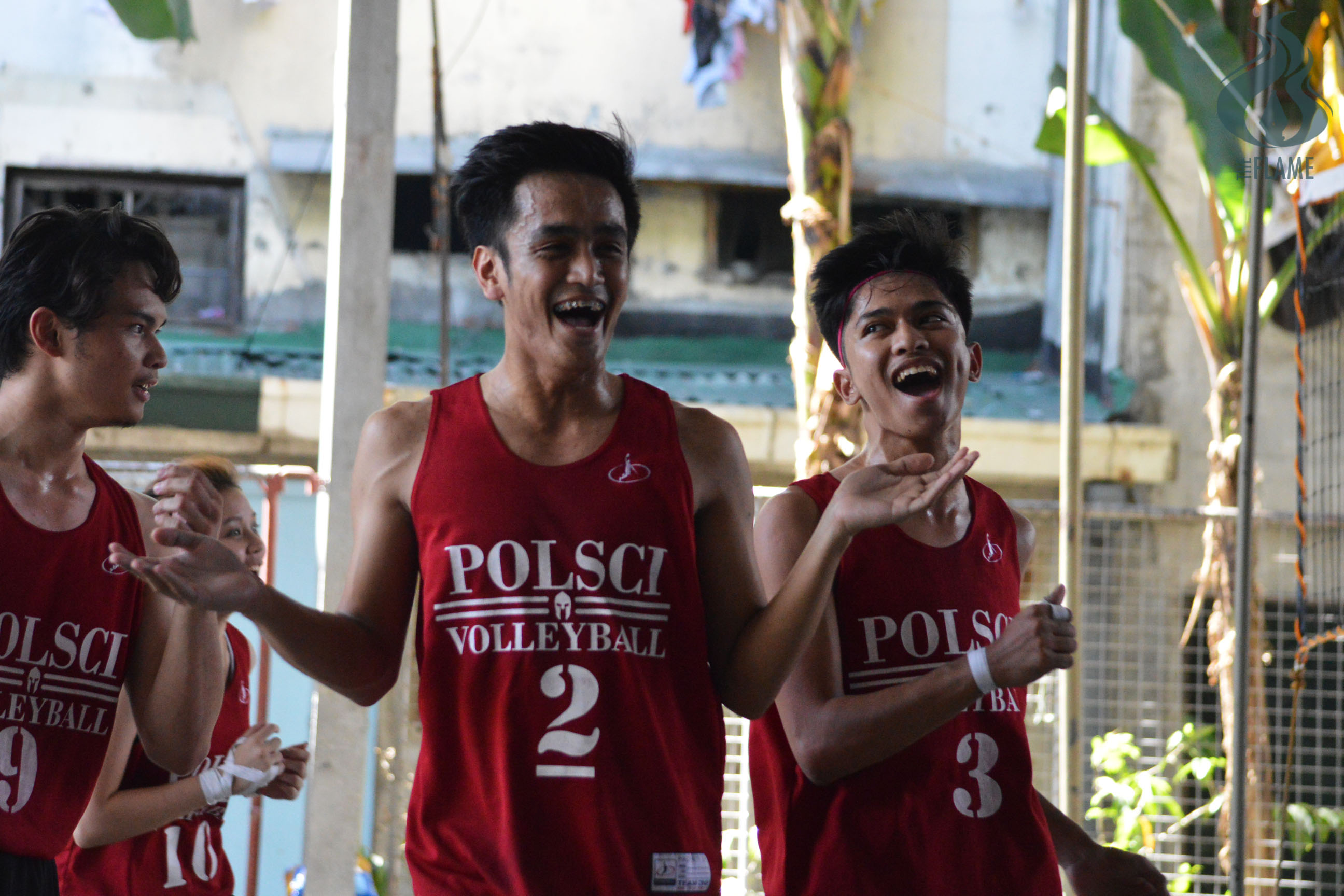 PolSci eyes back-to-back volleyball titles, set to face BES