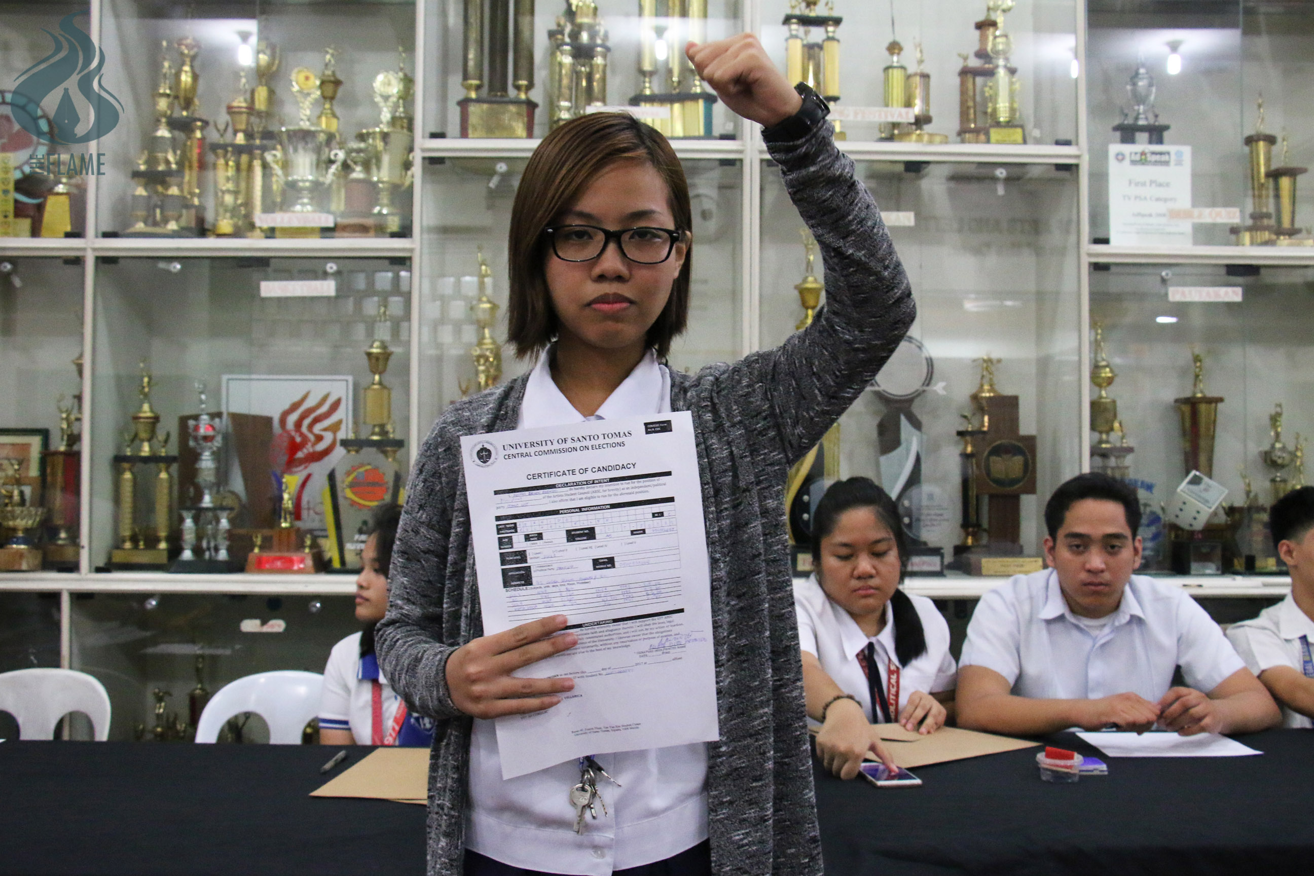 STAND-UST's only bet disqualified to run for ABSC polls