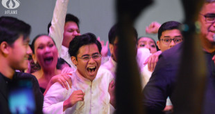 AB Chorale regains title in Himig Tomasino after 20 years