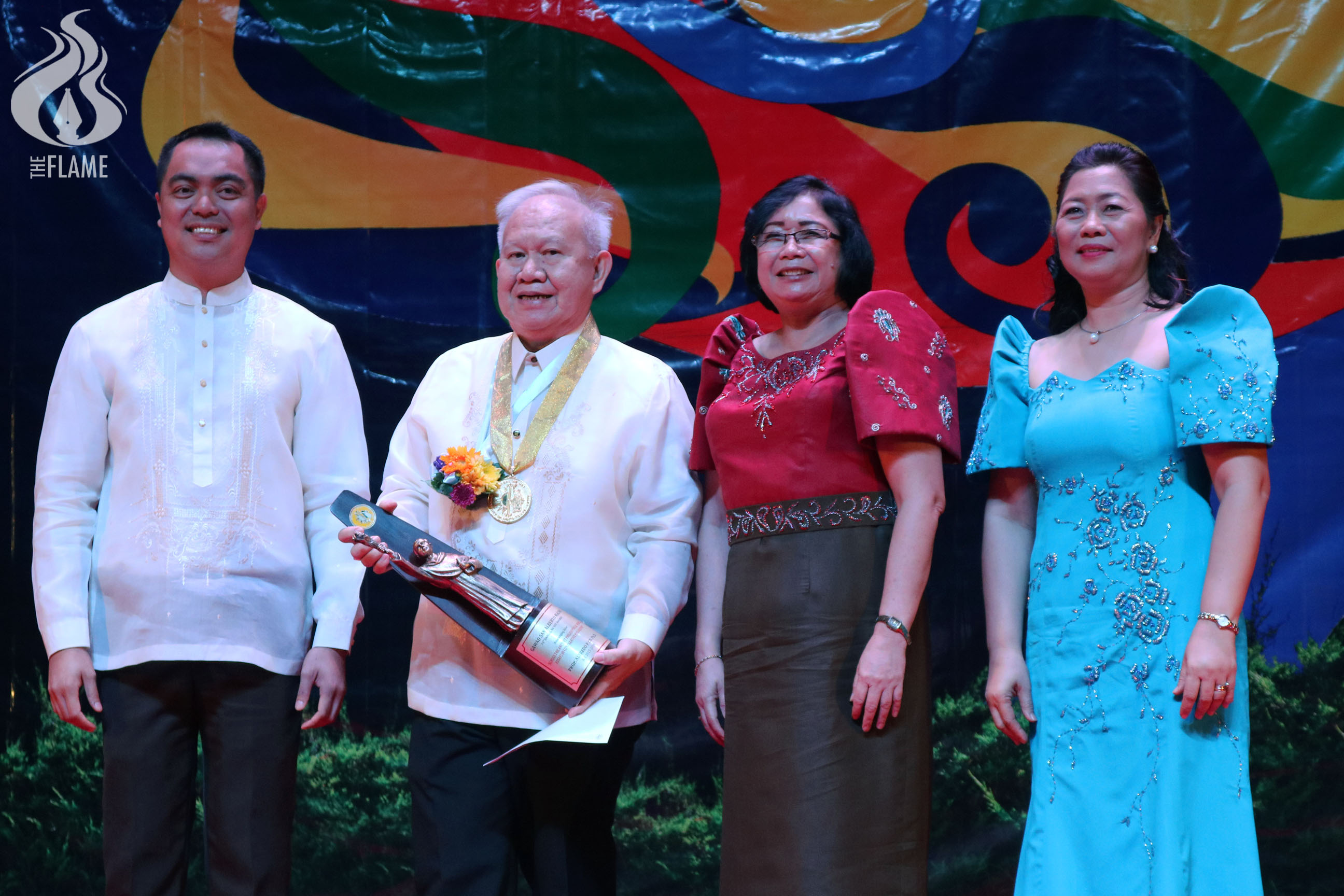 16 Artlet profs honored in Dangal ng UST Awards