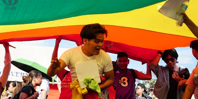 Love, equality win in Metro Manila Pride March