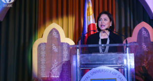 ABS-CBN Univ president tells student leaders: Accept yourself, listen to people