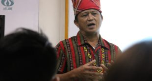 Lumad leader seeks land security, end to martial law
