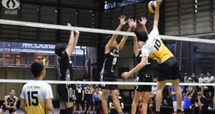 AB Men's remains undefeated, grabs semis spot