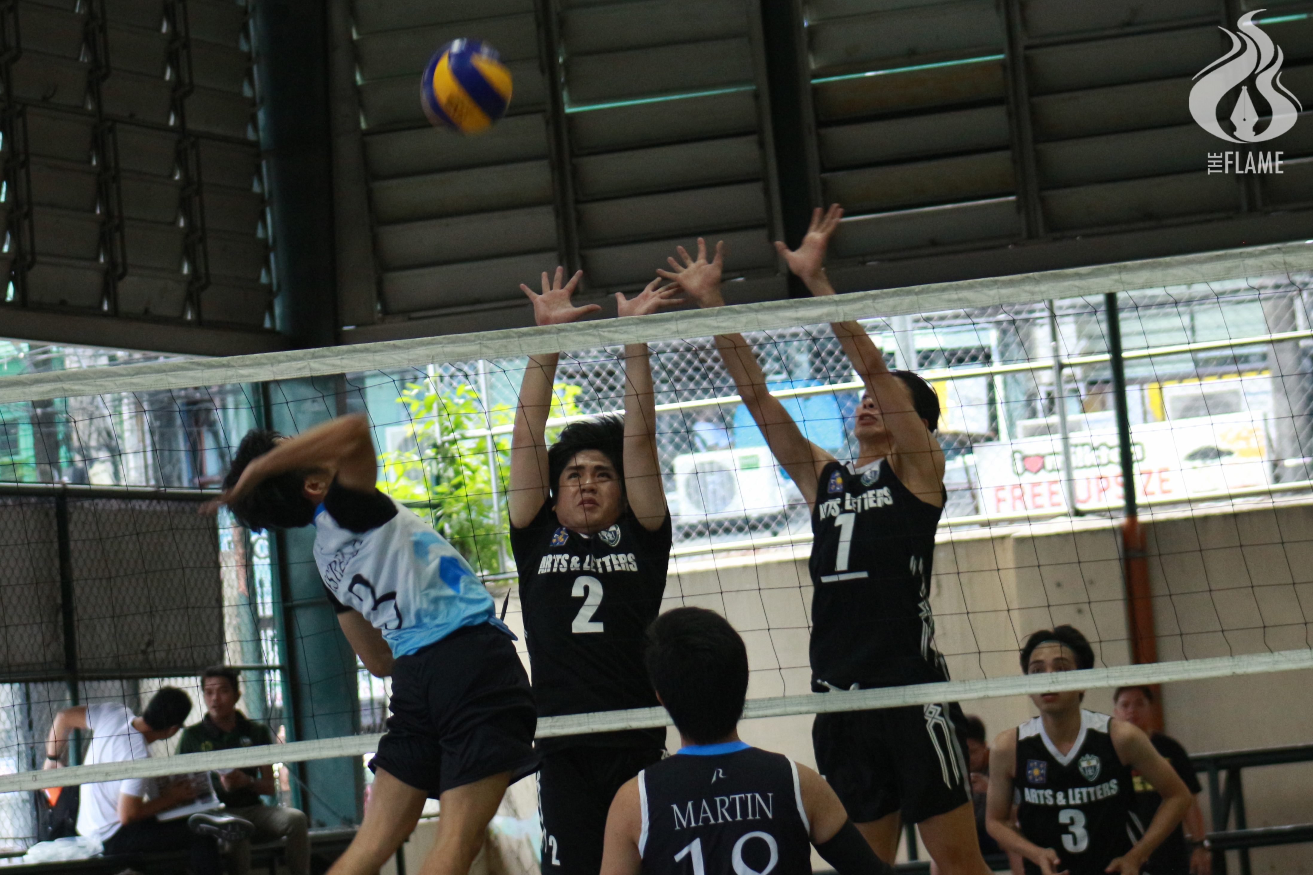 AB Men's upsets Science, takes second win