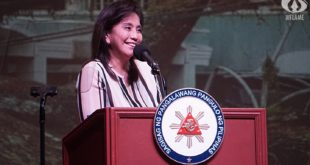 Robredo: Youth can help fight climate change