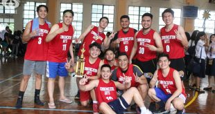 CA is back-to-back Athena Cup basketball champion