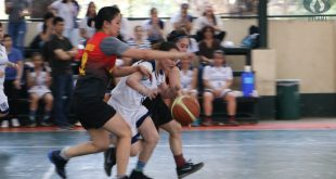 AB Women's bows to Educ in opening game