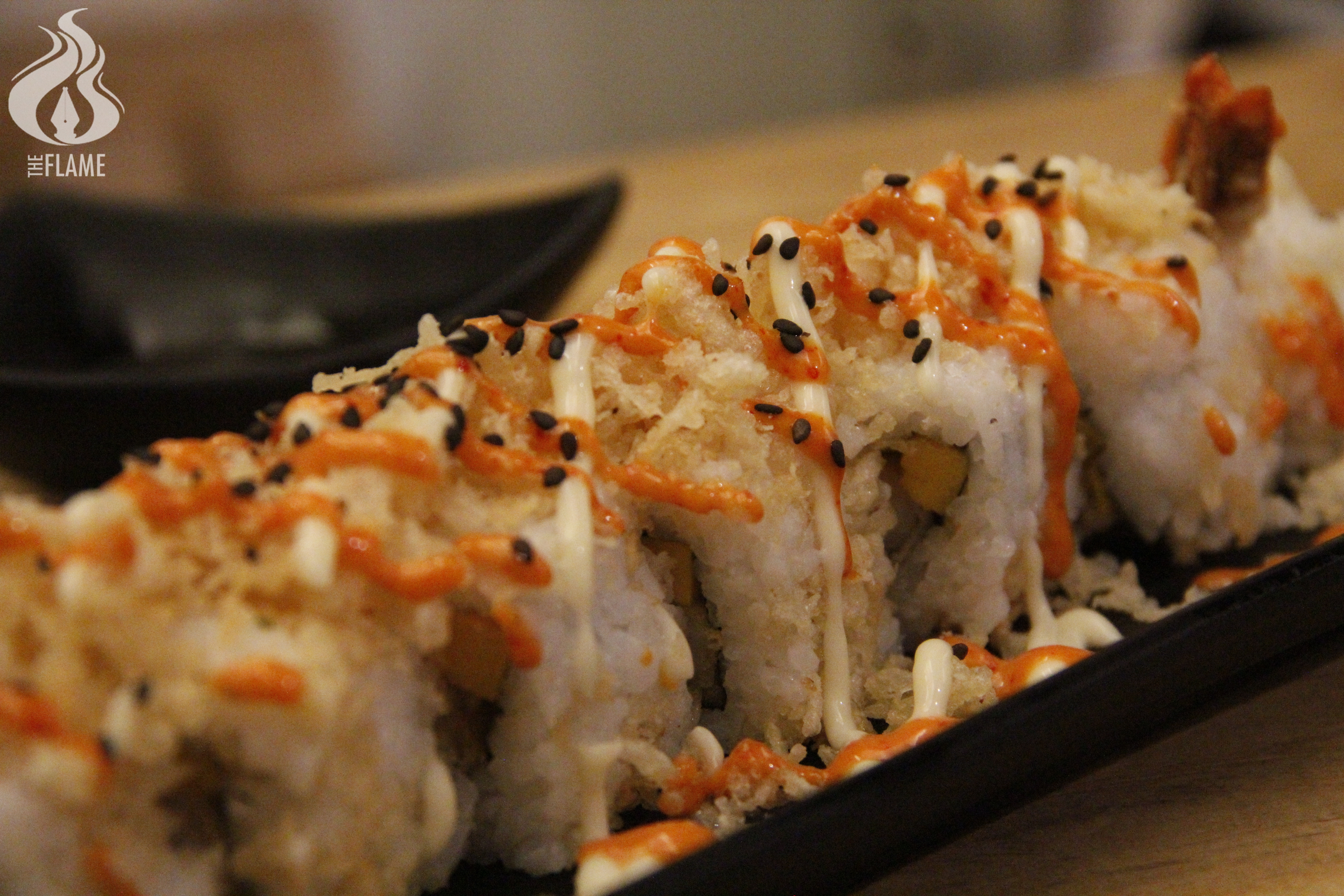 Savor authentic Japanese food at Hokusai