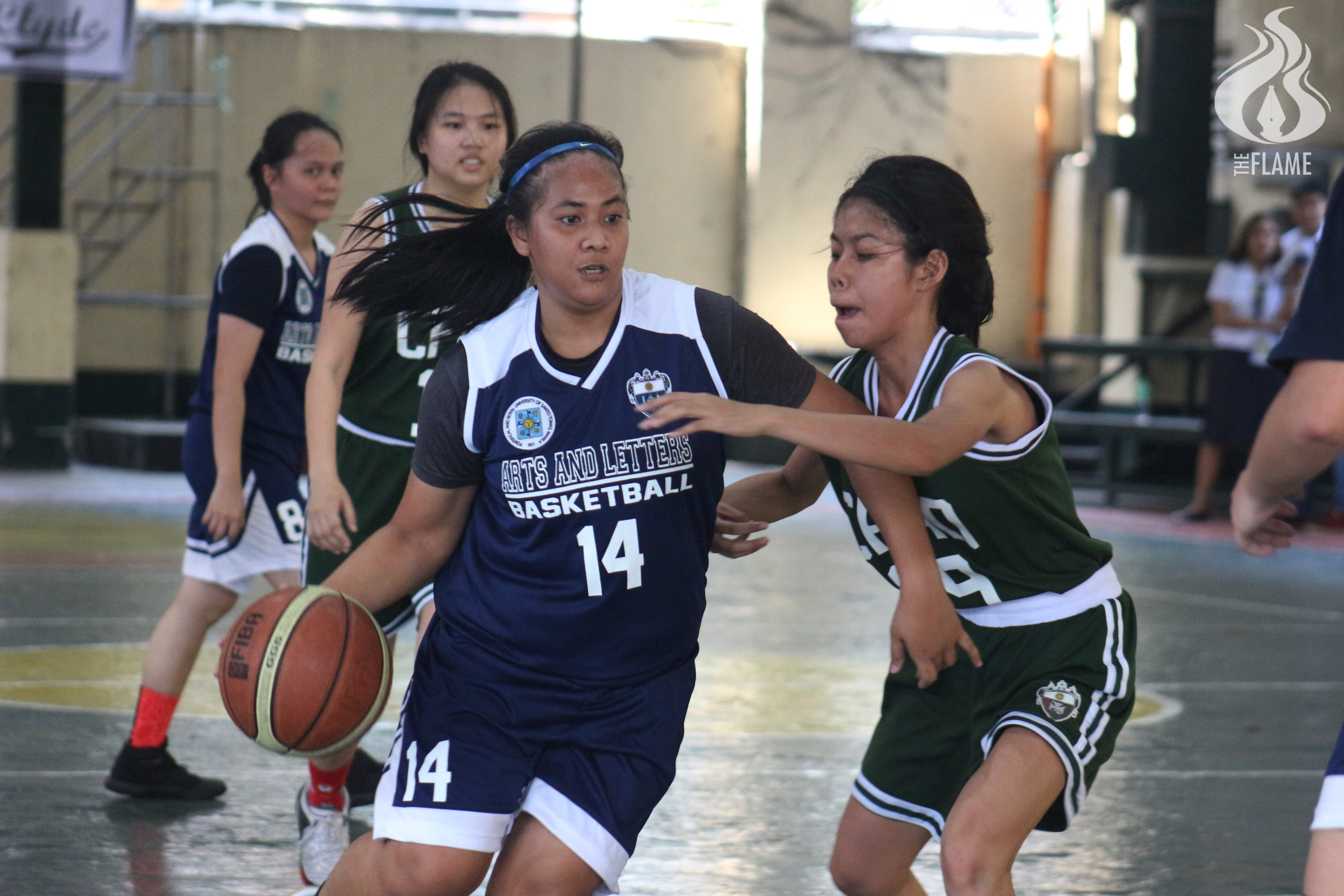 AB Women's records back-to-back wins vs. CRS, CFAD