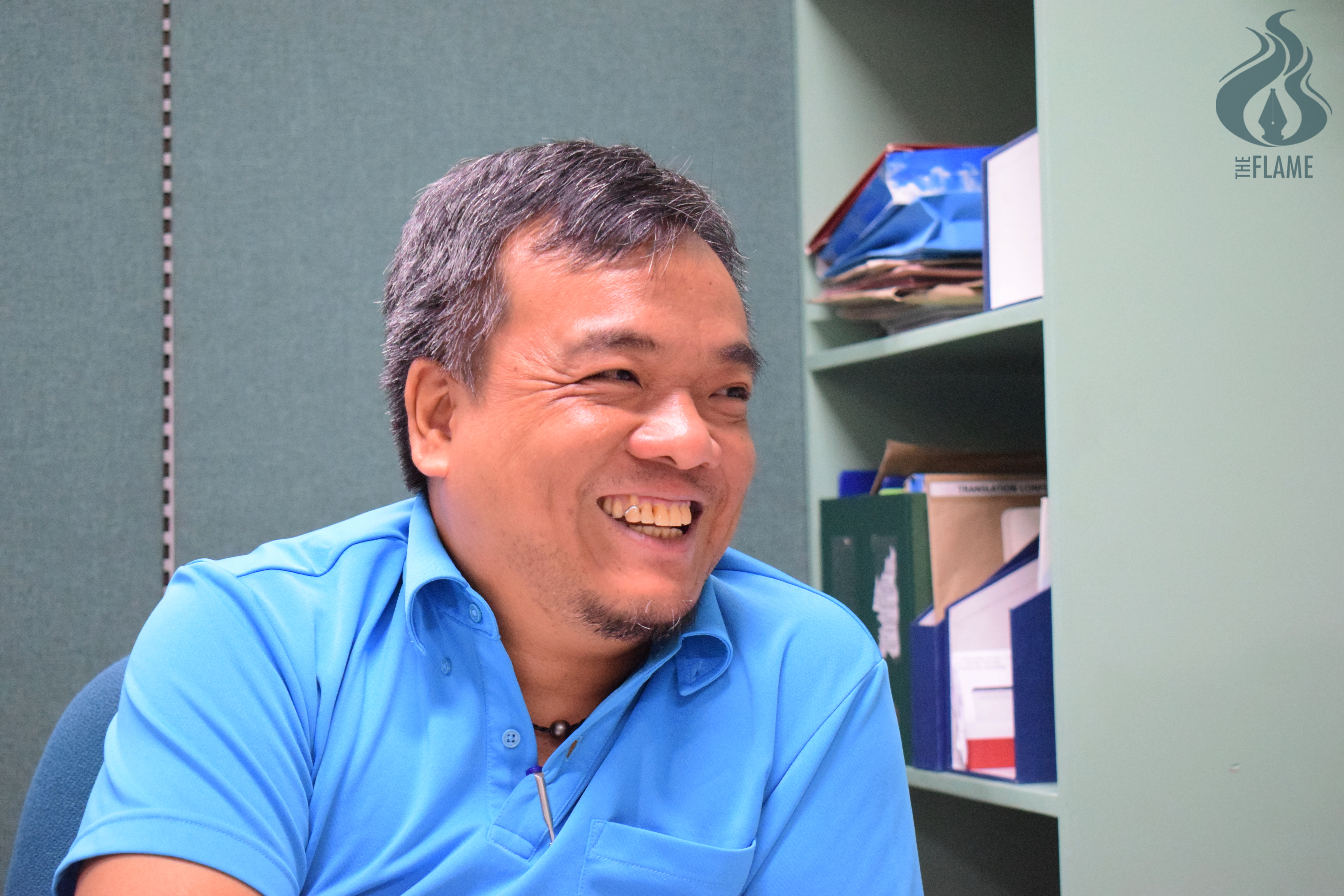 Joselito Delos Reyes: Education with a dose of laughter