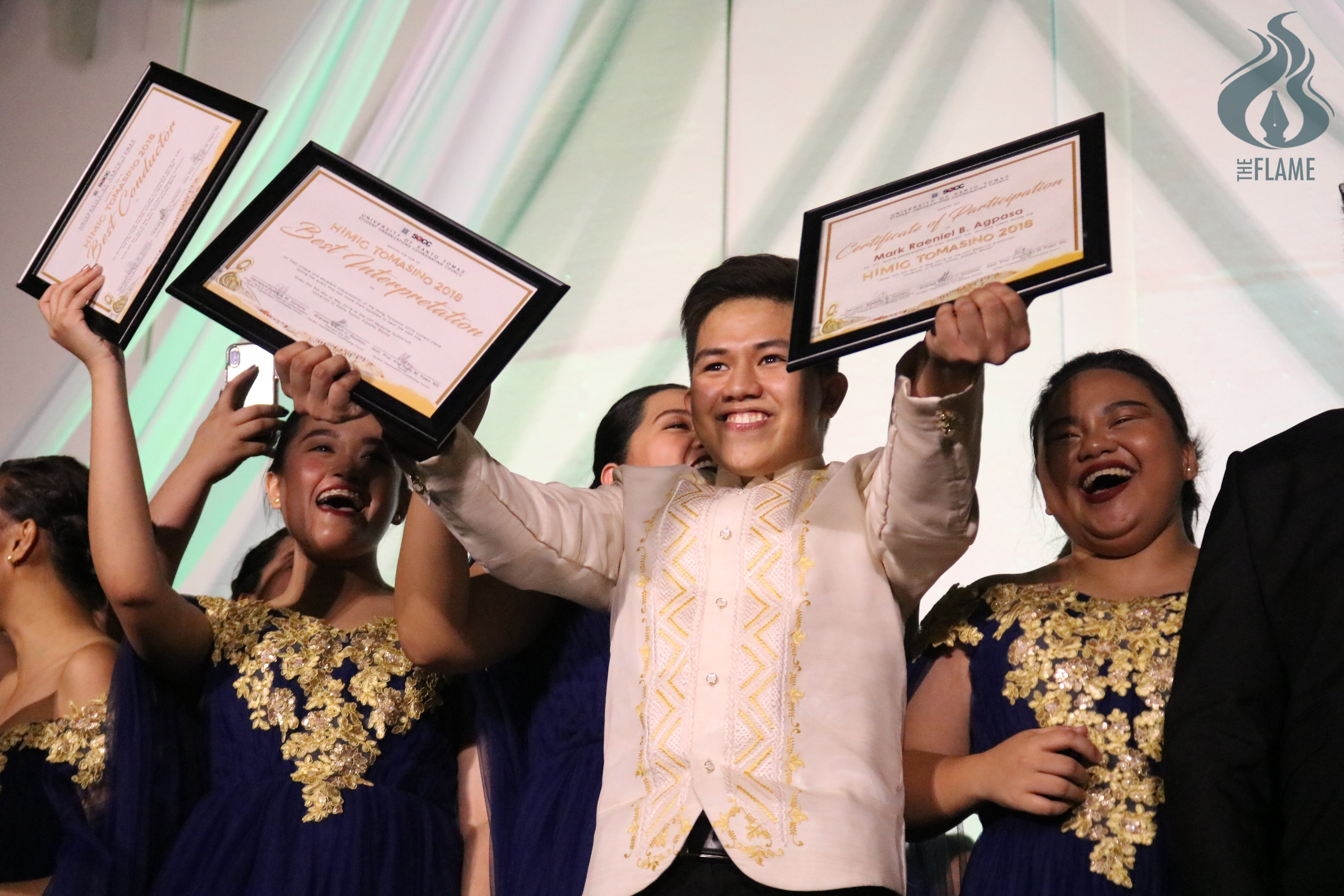 AB wins two-peat in Himig Tomasino
