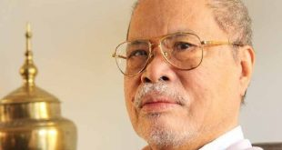 Nat'l Artist for Literature Cirilo Bautista dies at 76
