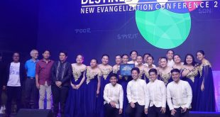 AB Chorale wins in religious group-organized chorale tilt