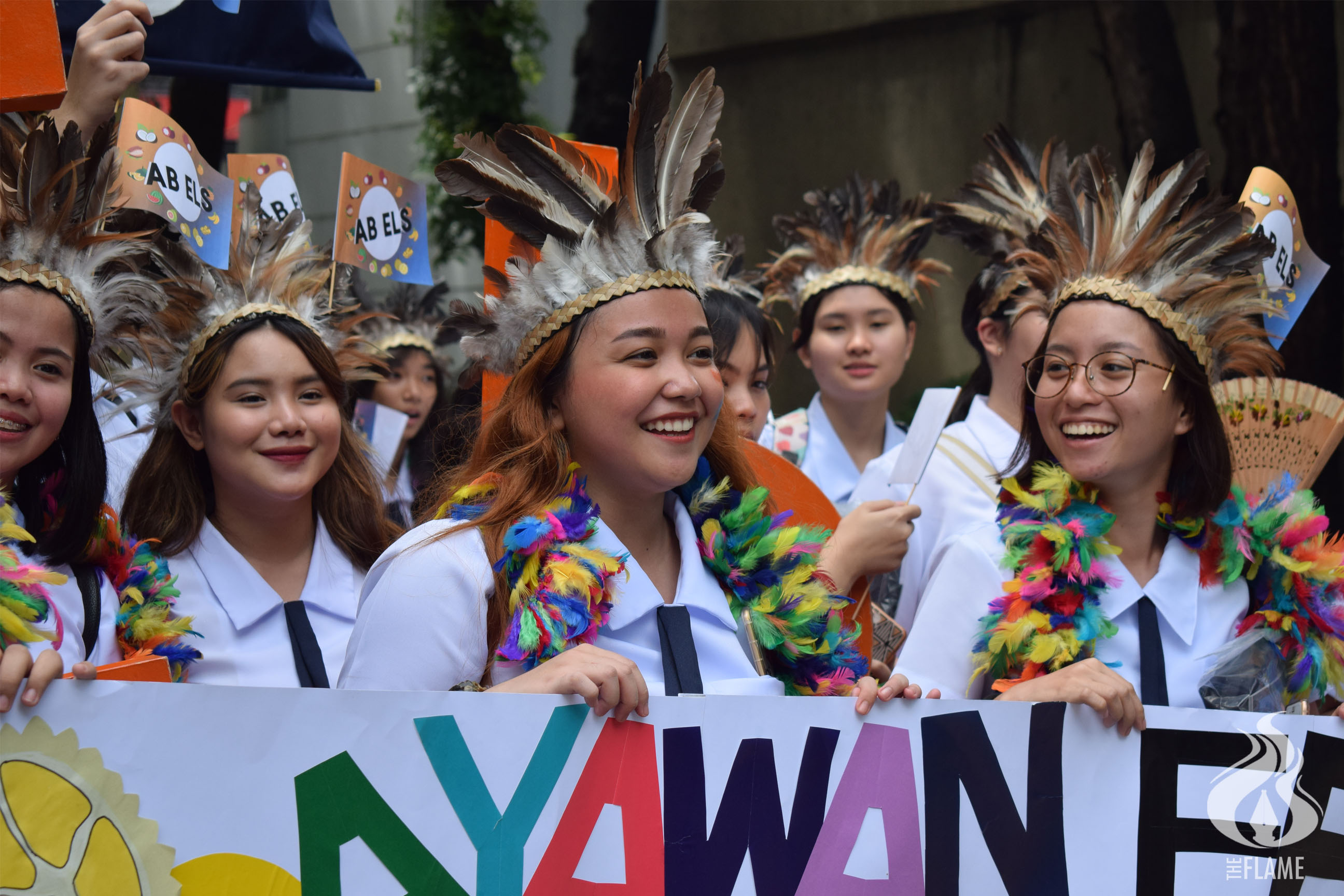 AB welcomes 1,299 freshmen in traditional Welcome Walk