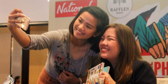 Learning from literature at the 2018 Philippine Readers and Writers Festival