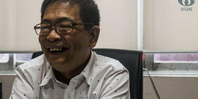 Elmer Ligon is redefining public service