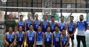 AB Men's Volleyball crushes Science in Goodwill opening