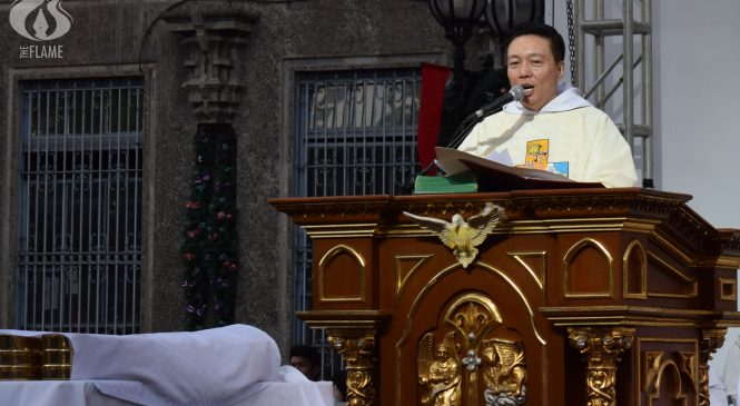 Christmas is a celebration of God's self-giving –Vice Rector
