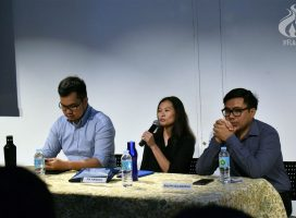 Focus on duties despite attacks on press, Palace reporters tell student journos