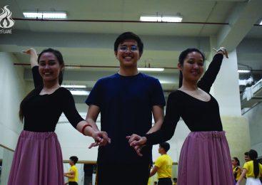UST Sinag Ballroom Dance Company steps into the limelight