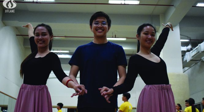UST Sinag Ballroom Dance Company steps into the limelight