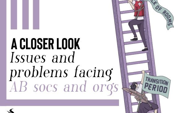 A closer look: Issues and problems facing AB socs and orgs