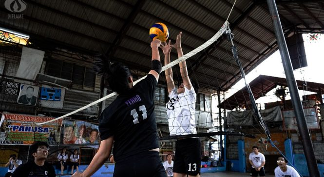 CA, Journ, LM clinch semis spots in Athena volleyball