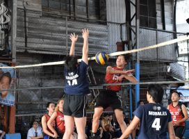 PolSci, CA to vie for Athena volleyball championship
