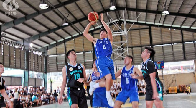 AB Men's suffers first loss in Goodwill basketball