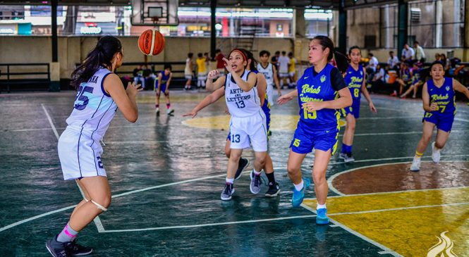 AB Women's basketball overpowers CRS for second Goodwill win