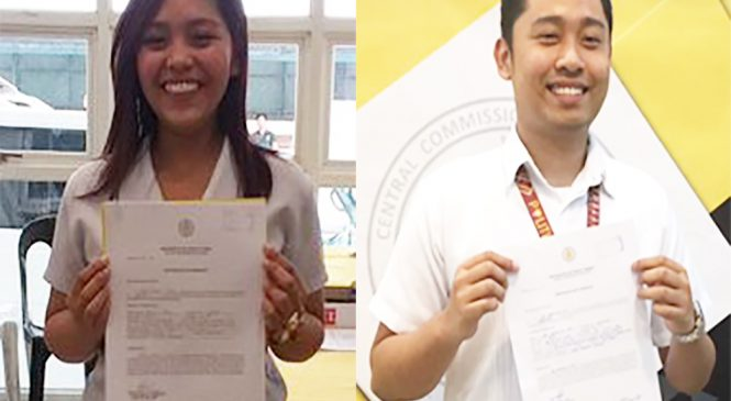 Artlets are new CSC secretary and treasurer
