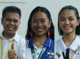 PRO candidates aim to empower Artlets to speak up