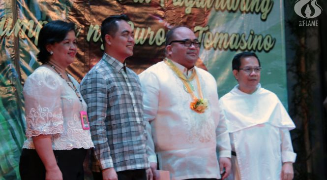 Dean, 14 Artlet profs honored in 20th Dangal awards