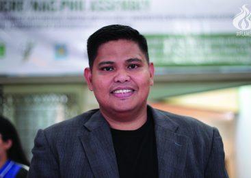 Froilan Calilung ignites nationalism through teaching