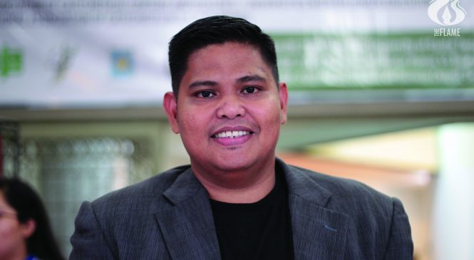 Froilan Calilung ignites nationalism through teaching