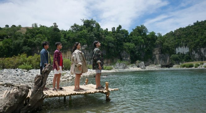 Children of the River: Pagkakaibigang Tunay